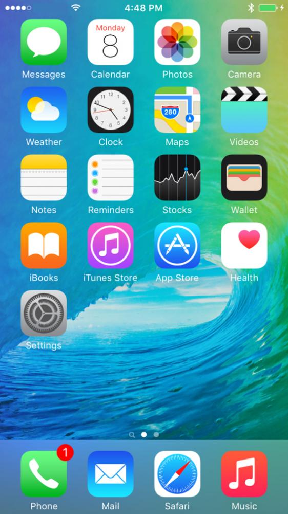 ios 9 apple apps