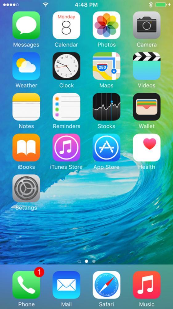 ios 9 apple apps