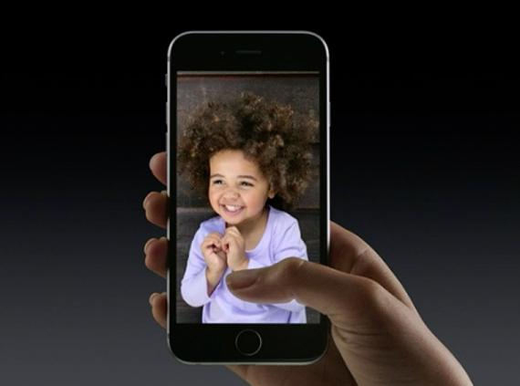 iphone 6s live photos