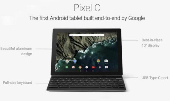 pixel c official