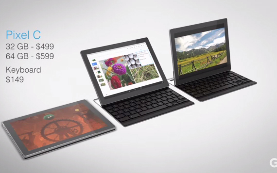 pixel c official