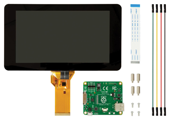 raspberry pi display cpc