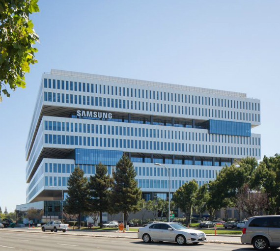 samsng headquarters