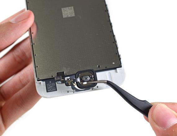 teardown iphone 6s