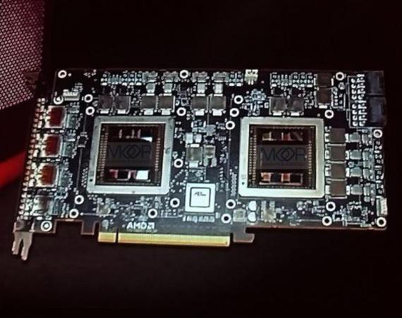 AMD Dual Fiji