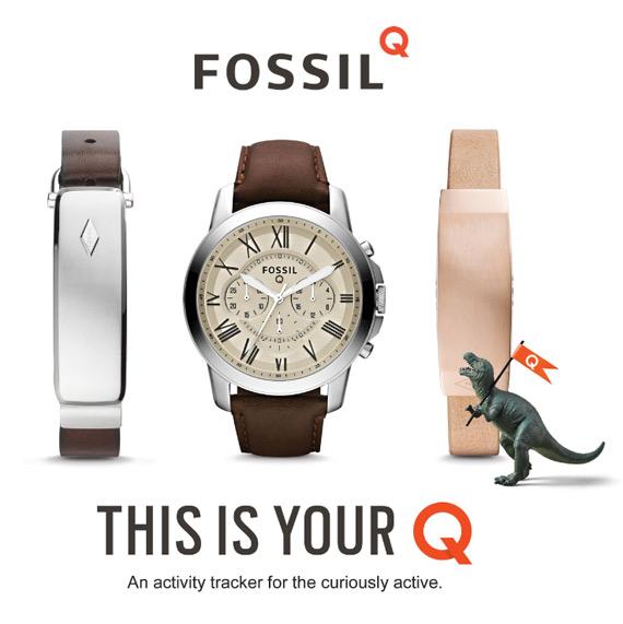 Fossil Q series