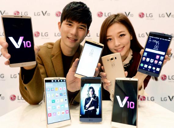 LG V10 price