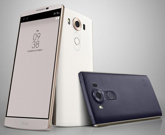 LG V10 revealed