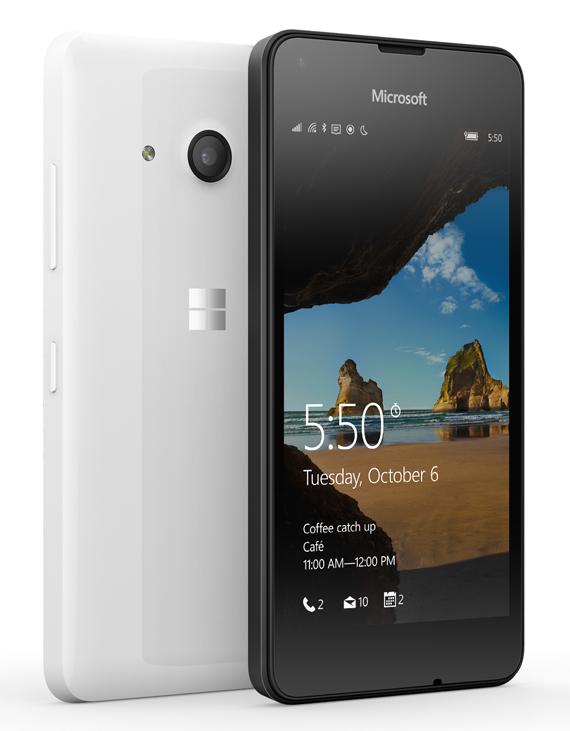 Lumia 550 revealed
