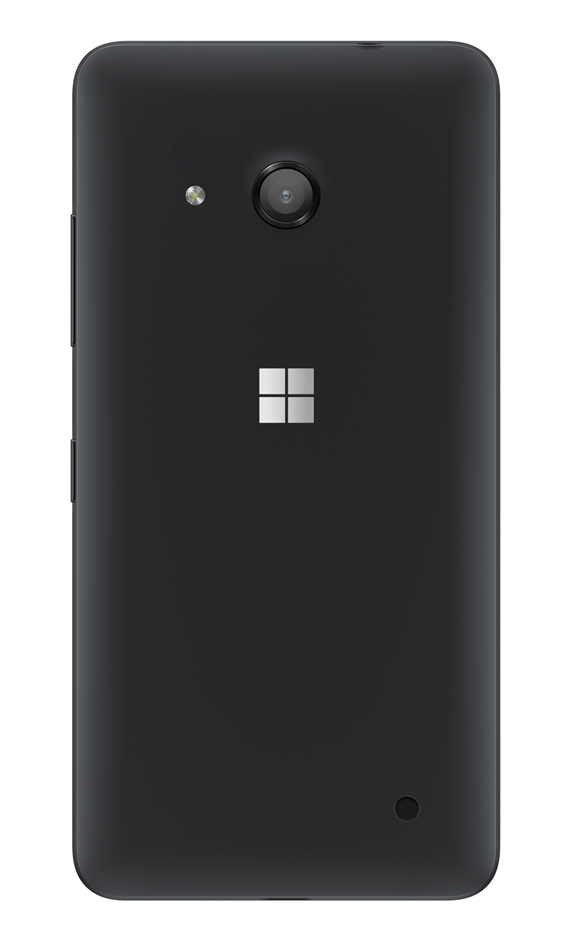 Lumia 550 revealed back