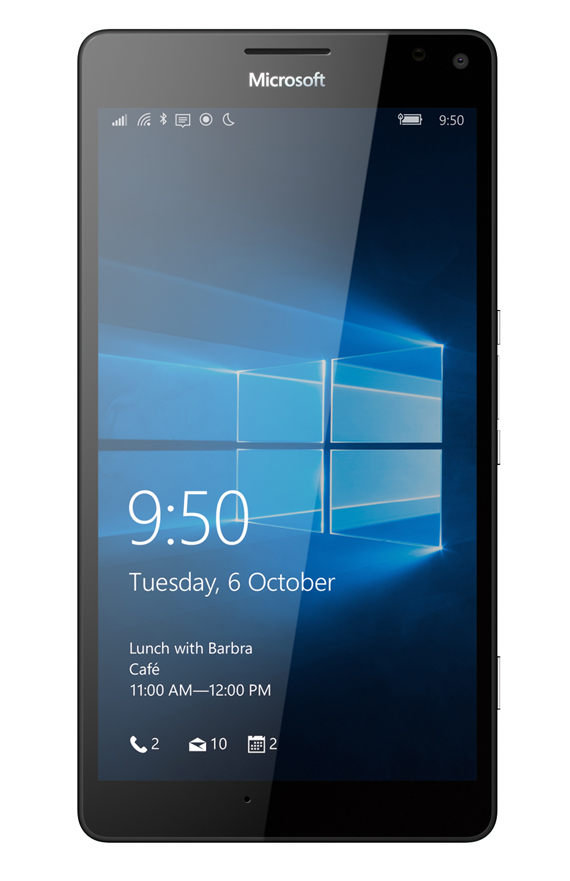 Lumia 950 XL revealed
