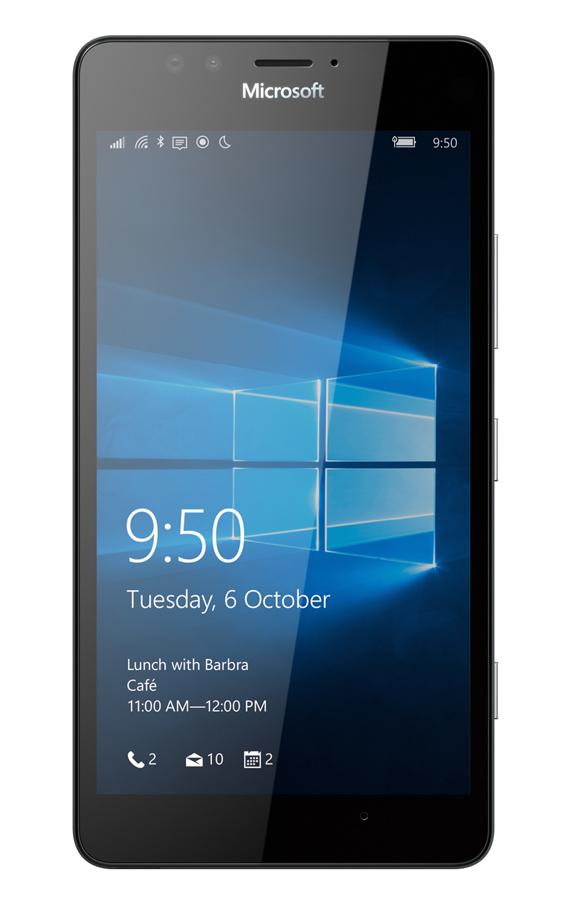Lumia 950 revealed