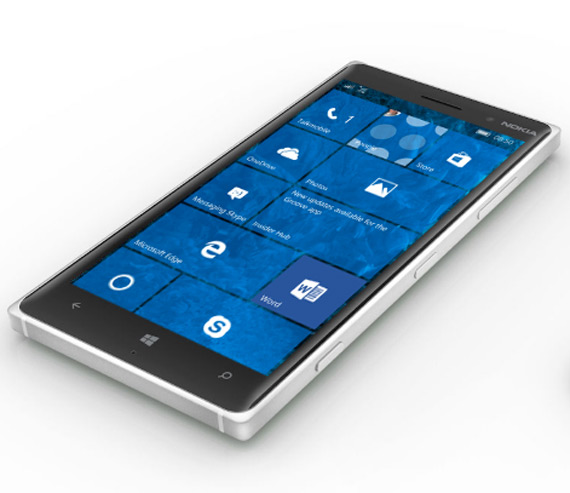 Lumia metal affordable smartphone