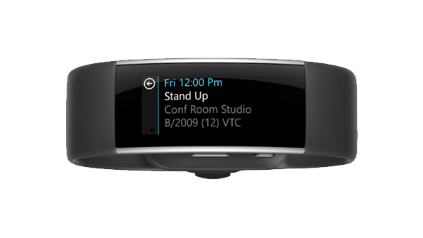 Microsoft Band 2 official