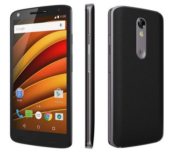 Motorola Moto X Force revealed