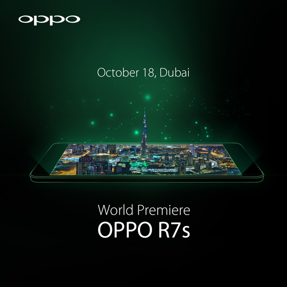 OPPO R7s Premiere Poster
