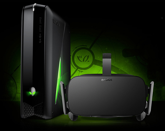 Oculus AMD Dell