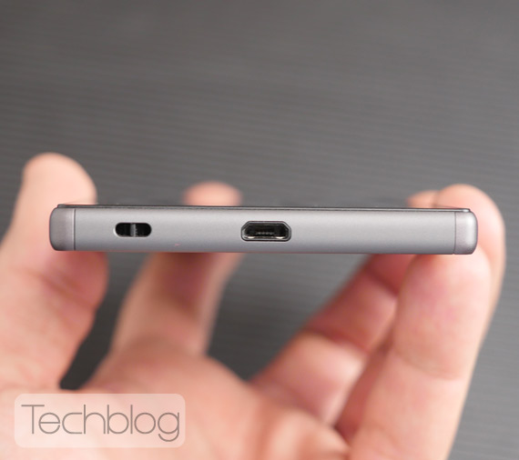 Sony Xperia Z5 hands-on review TechblogTV