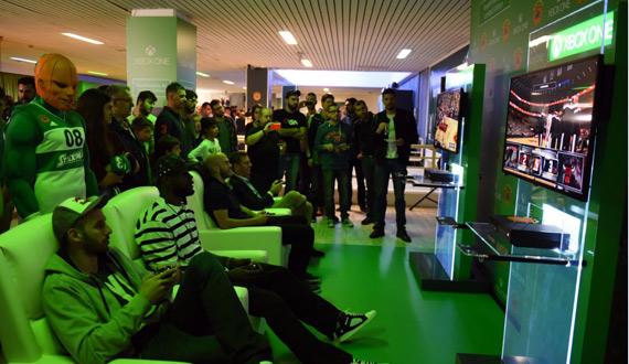 Xbox One PAO event