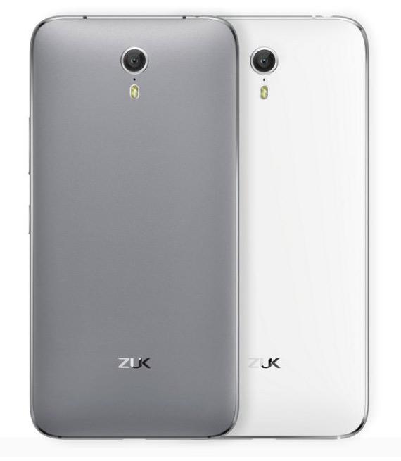 ZUK Z1 revealed