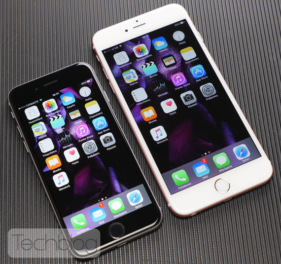 iPhone 6s vs iPhone 6s Plus TechblogTV