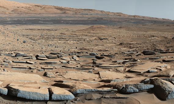 nasas journey to mars