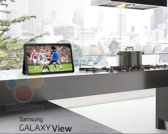 samsung galaxy view leak