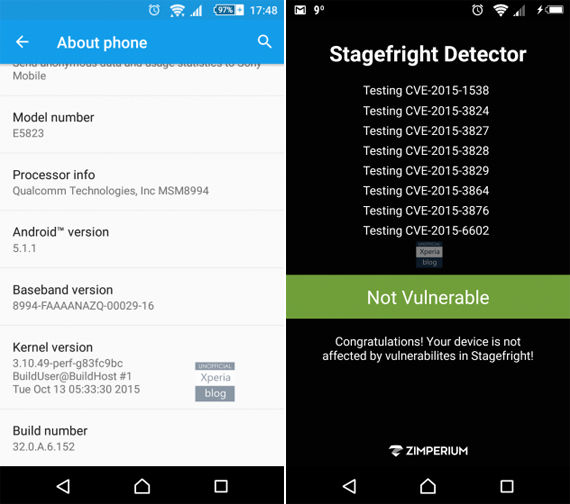 z5 compact stagefright fix 1