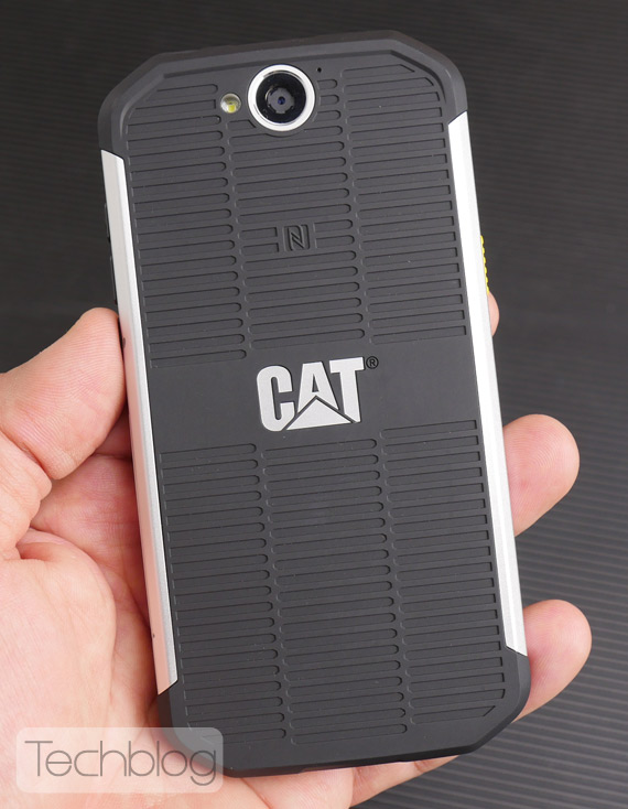 CAT S40 TechblogTV