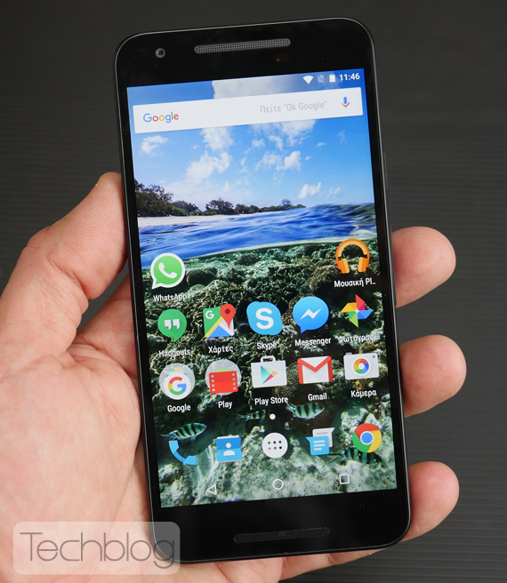 LG Nexus 5X hands-on TechblogTV