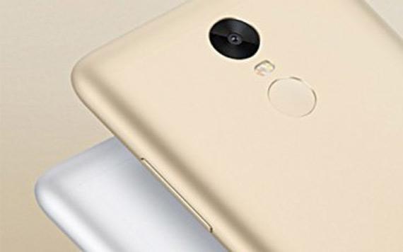 Xiaomi Redmi Note 3 flyer