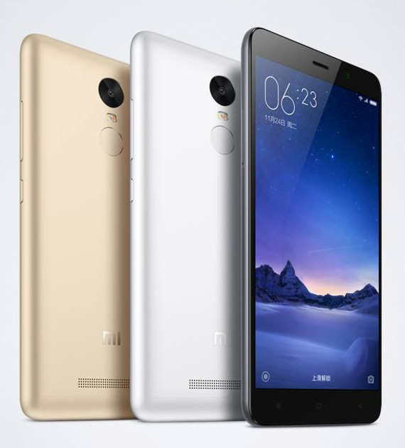 Xiaomi Redmi Note 3