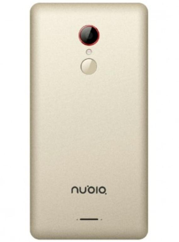 ZTE Nubia Z11 renders