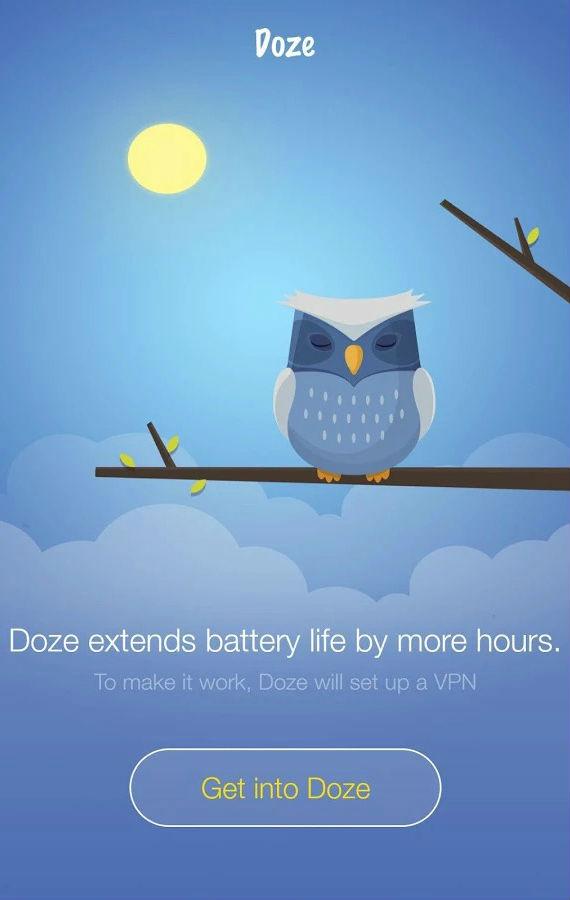 doze app