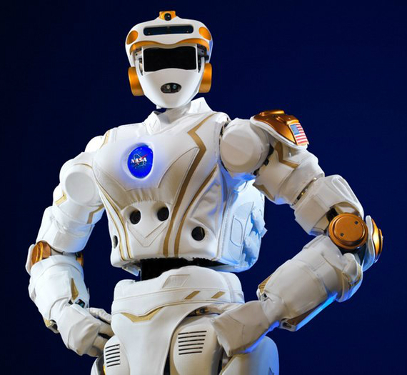 nasa university robot