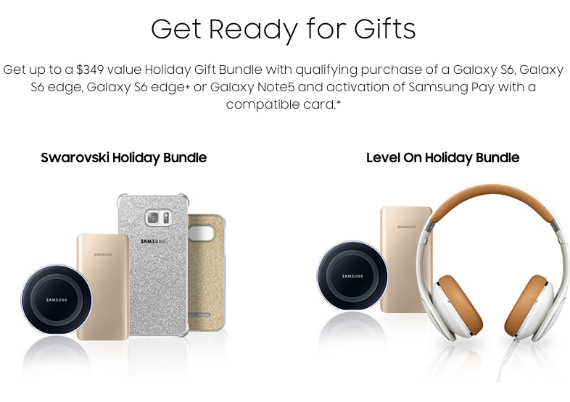 samsung gifts