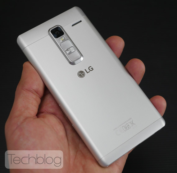 LG Zero hands-on TechblogTV