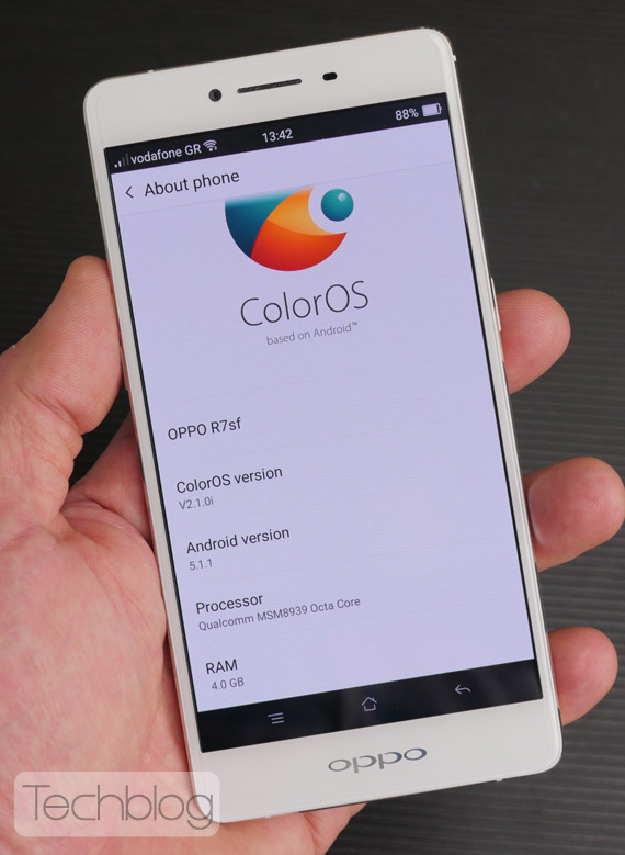 OPPO R7s TechblogTV