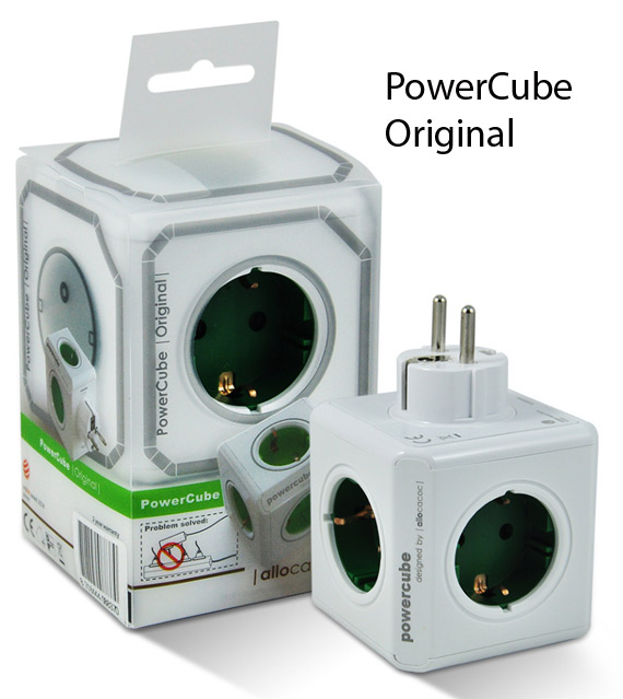 PowerCube Original Techblog Giveaway