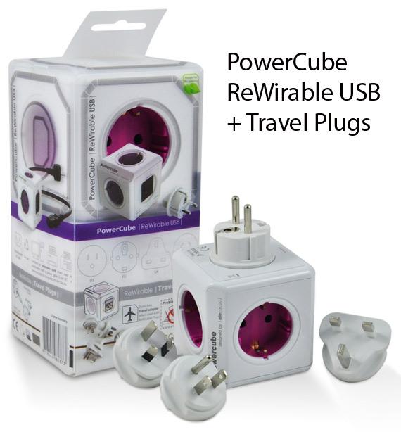 Powercube Techblog giveaway