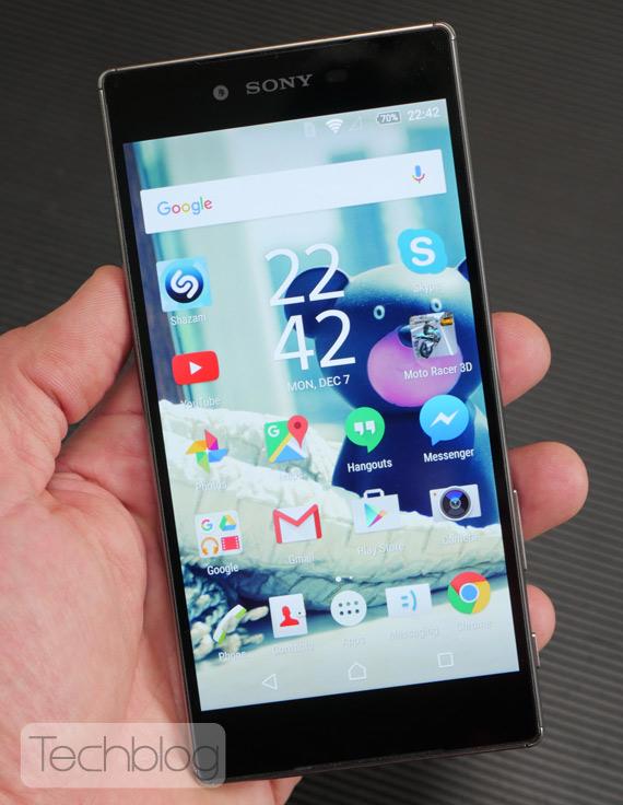 Sony Xperia Z5 Premium TechblogTV