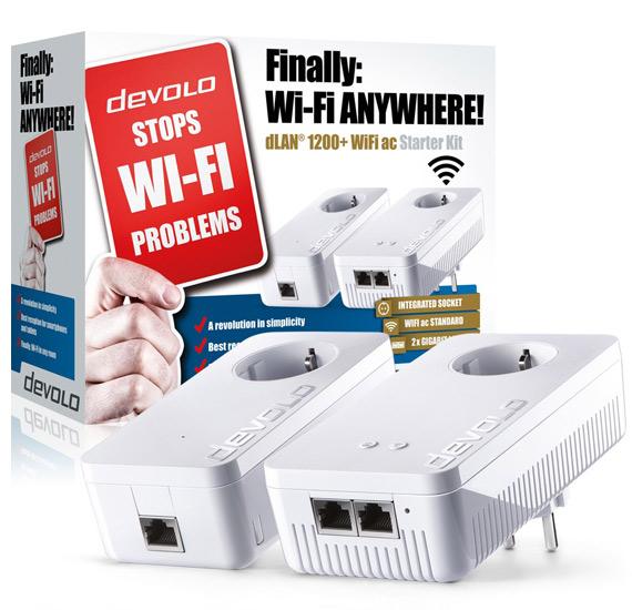 Devolo dLAN 1200 WiFi ac