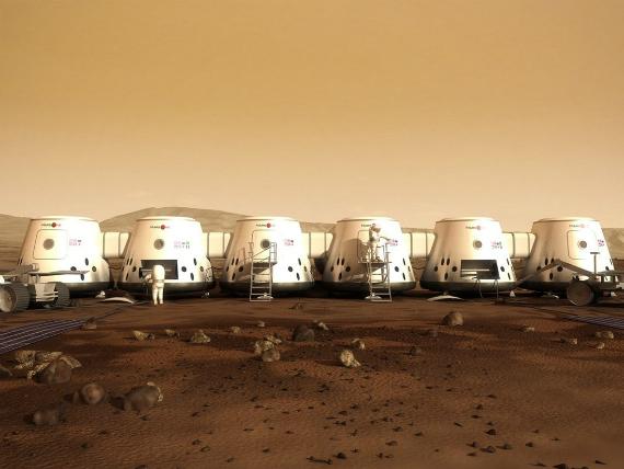 NASA: Ετοιμάζει τις πρώτες «κατοικίες» για τον Κόκκινο Πλανήτη Mars-nasa-570