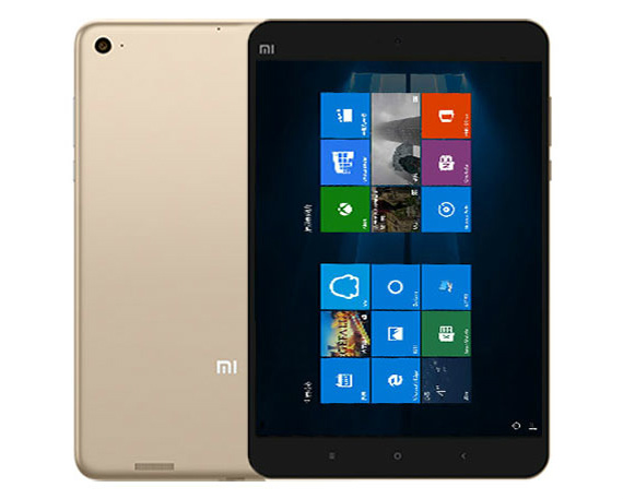 mi pad 2 windows 10 tablet