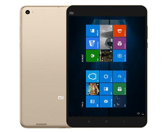 mi pad 2 windows 10 tablet