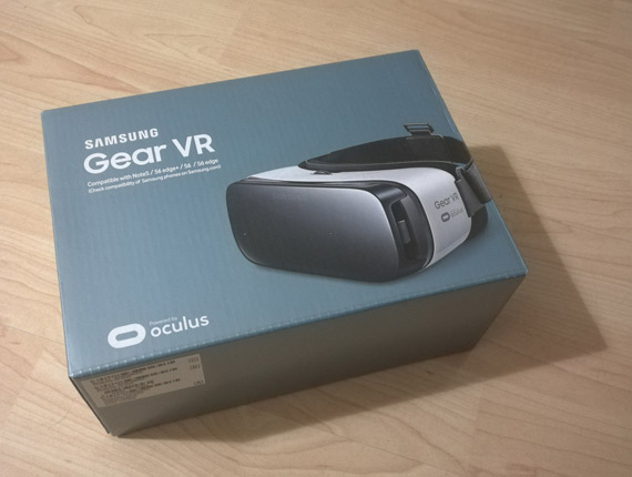 Gear VR giveaway