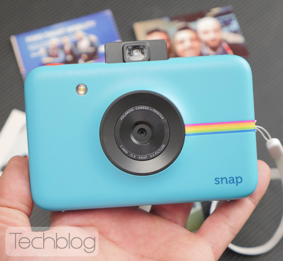 Polaroid Snap hands-on TechblogTV