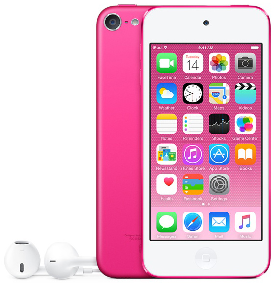 iPhone5se ipod pink 1