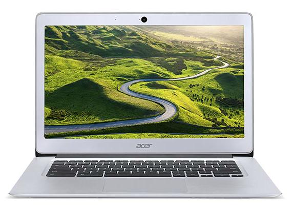 Acer Chromebook 14: Με διάρκεια μπαταρίας 14 ώρες και αλουμινένιο σασί