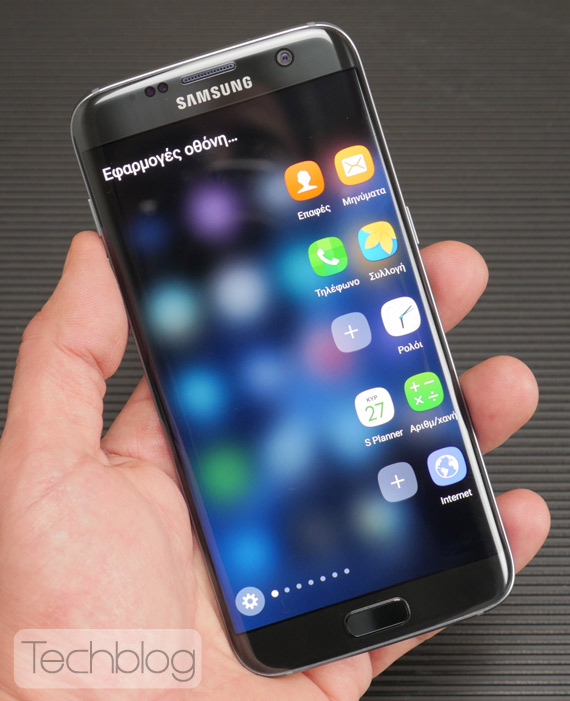 Galaxy S7 edge TechblogTV